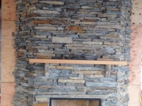 Chief Cliff Ledge with Sandstone Hearth