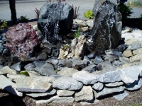 Montana Rose & Basalt Fountains