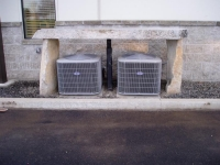 Outdoor Airconditioning Protection