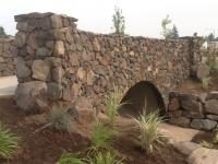 Basalt Full Stone Columns and Bridge Arch.JPG