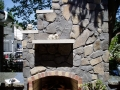 Basalt Thin Veneer Outdoor Oven