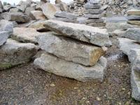 Whitetail Granite Steps