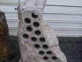 Rock Wine Rack