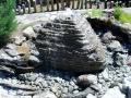 Sedimentary Rock Fountain