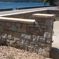 Whitetail Granite Square and Rectangle Thin Veneer Lake Couer D' Alene.JPG